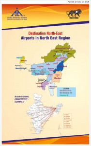 Airports in North East Region