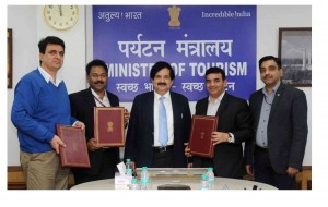 NBCC signs MoU with Ministry of Tourism - Photo
